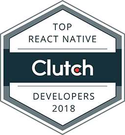 Top React Native experts according to Clutch