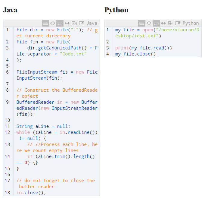 "Java vs Python: Tried and True vs ""Modern and New"""