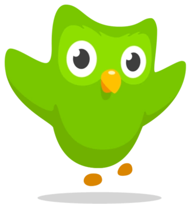 language learning app duolingo mascot