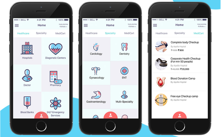 medical icons app