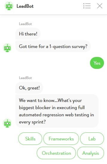Replace Your Lead Forms With A Chatbot