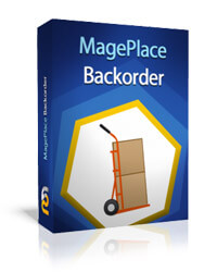 Magento backorder example