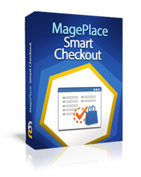 Magento smart checkout example