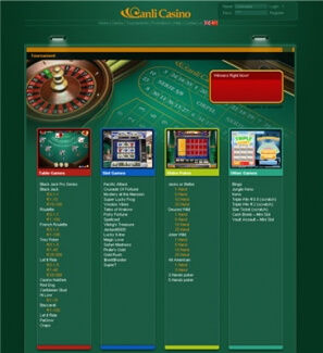 Online Gambling Development