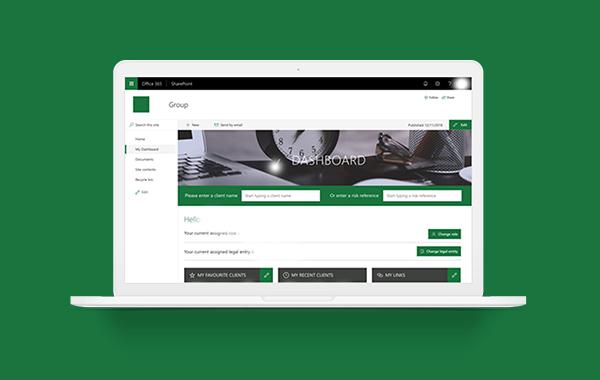 Sharepoint-based Document Management System