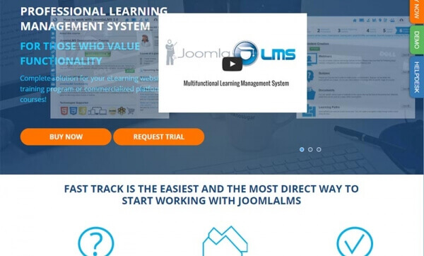 Custom LMS Development For an Edtech Company