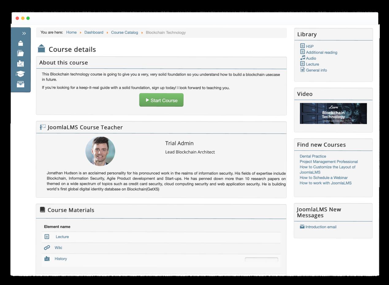 Custom E-Learning Management System Development