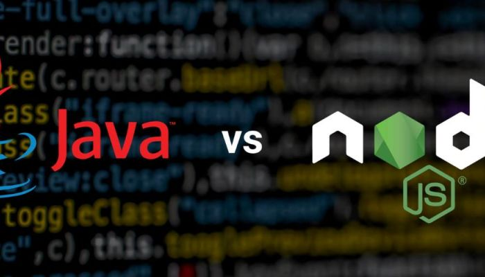 Java vs Nodejs