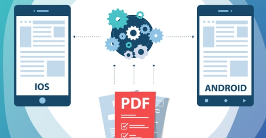 PDF Auto Converter For iOS/Android Applications