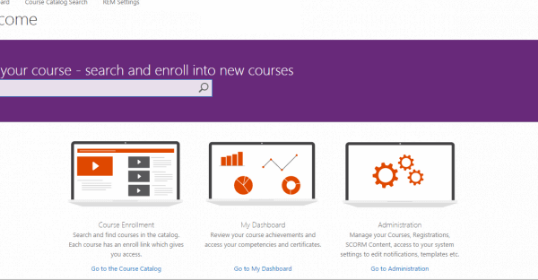 Social Features for SharePoint Learning Management System Development