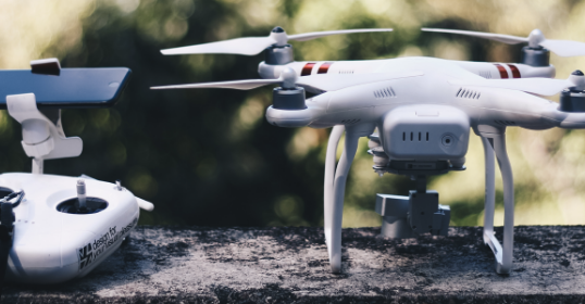 Native iOS and Android Mobile App Development for a Drone Company