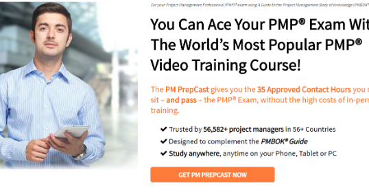 Project Management Training Platform  PM PrepCast