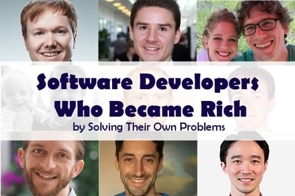 Top Software Developers Shared How They Came Up With Profitable SaaS Ideas